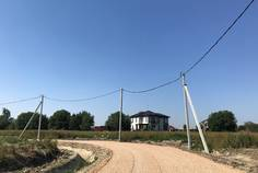 Рядом с Ландыши расположен Коттеджный поселок  Киссолово Юг