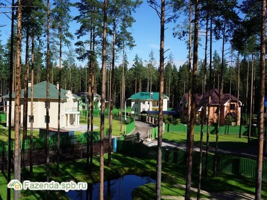 Коттеджный поселок  Солнечный Бор, Всеволожский район.