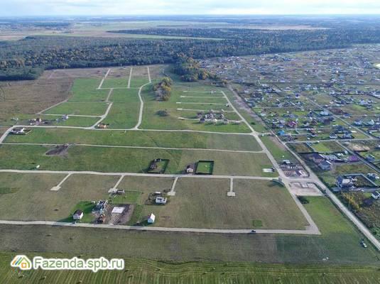 Коттеджный поселок  Фаворит, Ломоносовский район.
