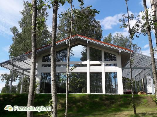 Коттеджный поселок  Lake villa, Всеволожский район.