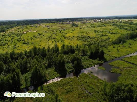 Коттеджный поселок  Грузино Парк, Всеволожский район.