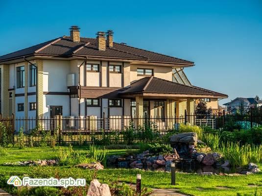 Коттеджный поселок  Онегин Парк, Пушкинский район.