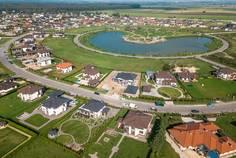 Рядом с Ландыши расположен Коттеджный поселок  Онегин Парк