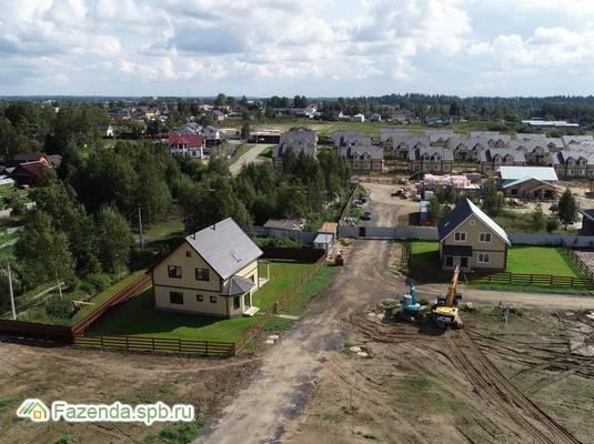 Коттеджный поселок  ВП Лайт, Всеволожский район.