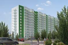 Рядом с Северная Славянка расположен Жилой комплекс Добрыня-2