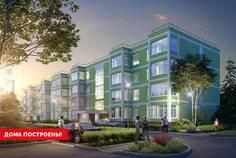 Рядом с Царский двор расположен Малоэтажный жилой комплекс Образцовый квартал 3