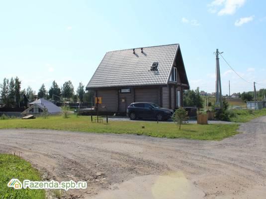 Коттеджный поселок  Коркинские просторы, Всеволожский район. Актуальное фото.