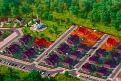 Рядом с Вартемяги Парк расположен Коттеджный поселок  Вартемяги Парк 4