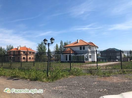 Коттеджный поселок  Коркинское, Всеволожский район. Актуальное фото.