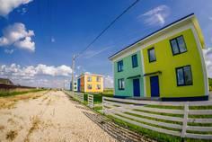 Малоэтажный жилой комплекс Сиверский