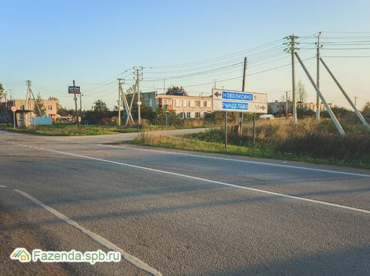 Коттеджный поселок  Дача 51, Тосненский район. Актуальное фото.