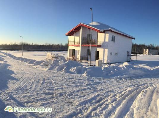 Коттеджный поселок  Любовино, Всеволожский район.