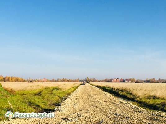 Коттеджный поселок  КНЯЗЕВО, Ломоносовский район. Актуальное фото.
