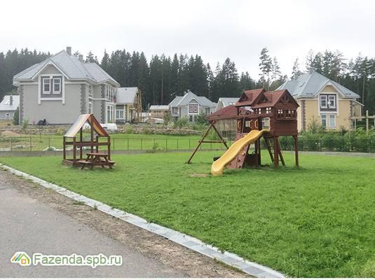 Коттеджный поселок  Рощинская сказка, Выборгский район.