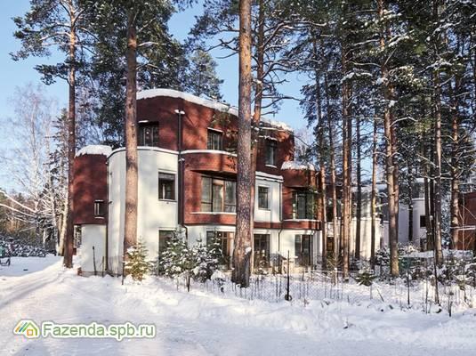 Малоэтажный жилой комплекс Прибрежный квартал, Приморский СПб.