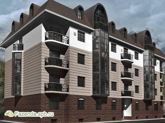 Малоэтажный жилой комплекс Морской конёк, Курортный район СПб.