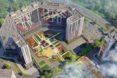 Рядом с Гольфстрим расположен Жилой комплекс Европейский парк