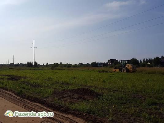 Коттеджный поселок  Дивная Деревня, Ломоносовский район. Актуальное фото.