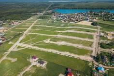 Коттеджный поселок ПриЛЕСный 2.0 от компании ФАКТ. Коттеджные посёлки