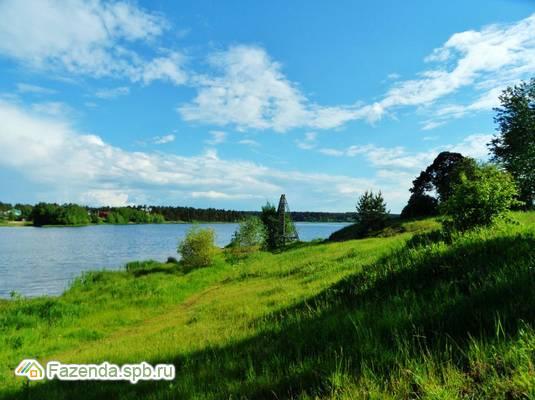 Коттеджный поселок  Vuoksa Ecoland, Приозерский район. Актуальное фото.