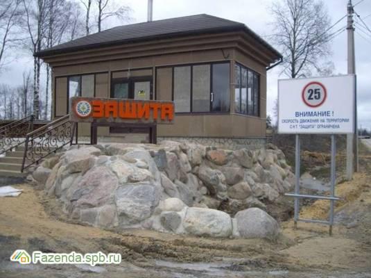 Коттеджный поселок  Защита, Всеволожский район. Актуальное фото.