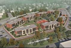 Рядом с NEWПИТЕР расположен Малоэтажный жилой комплекс ЕТА Village Новоселье