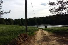Рядом с Стеклянный ручей расположен Коттеджный поселок  Лемпала