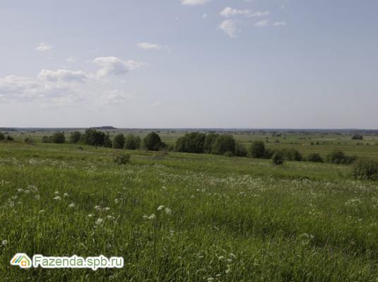 Коттеджный поселок  Аннинские высоты, Ломоносовский район. Актуальное фото.