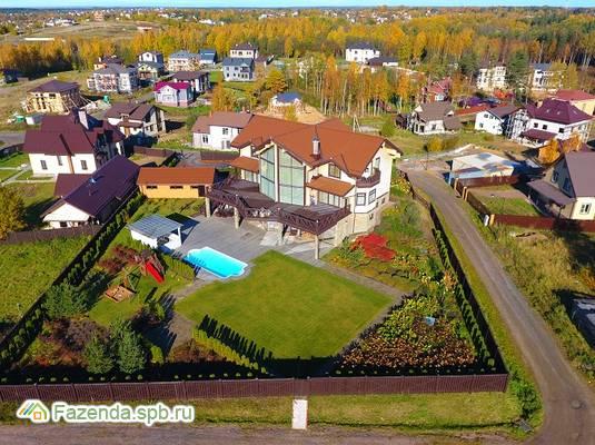 Коттеджный поселок  Кавголовское озеро, Всеволожский район. Актуальное фото.