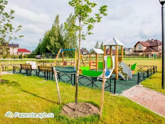 Коттеджный поселок  Юкковское, Всеволожский район. Актуальное фото.
