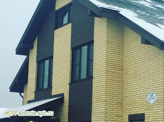 Коттеджный поселок  Новое Сойкино — Европейский квартал, Ломоносовский район. Актуальное фото.