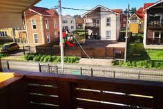 Рядом с Новое Сойкино — Европейский квартал расположен Коттеджный поселок  Новое Сойкино — Американский квартал