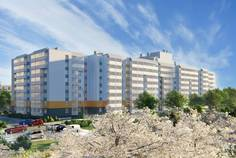 Рядом с Верево-Сити расположен Жилой комплекс Белый сад