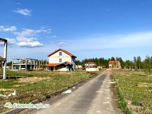 Коттеджный поселок  Граффское, Всеволожский район. Актуальное фото.
