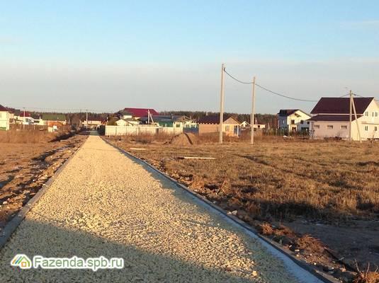Коттеджный поселок  Иннола парк, Ломоносовский район. Актуальное фото.