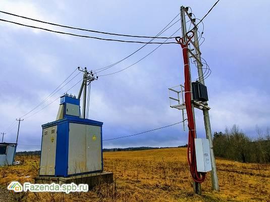 Коттеджный поселок  Дача у Игоры, Приозерский район. Актуальное фото.
