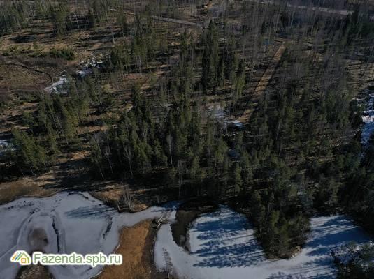 Коттеджный поселок  Агалатово Экопарк, Всеволожский район. Актуальное фото.