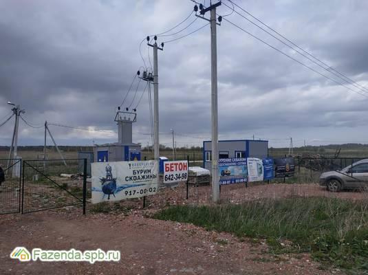 Коттеджный поселок  Аннинские просторы, Ломоносовский район. Актуальное фото.