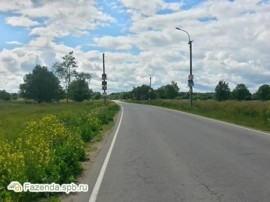 Коттеджный поселок  Фазенда, Ломоносовский район. Актуальное фото.