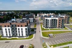 Рядом с Дубровка на Неве расположен Малоэтажный жилой комплекс Новая Дубровка
