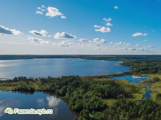Коттеджный поселок  Кавголовские Холмы, Всеволожский район. Актуальное фото.