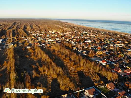 Коттеджный поселок  Ладога-Village, Всеволожский район. Актуальное фото.