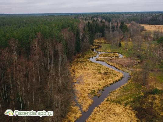 Коттеджный поселок  Чёрный Ручей, Всеволожский район. Актуальное фото.