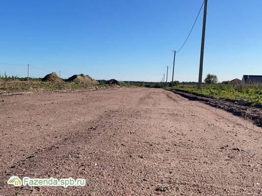 Коттеджный поселок  Ждановские Озёра, Всеволожский район. Актуальное фото.