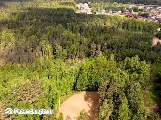 Коттеджный поселок  Yukki Village, Всеволожский район. Актуальное фото.
