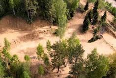 Рядом с Юкковское парк расположен Коттеджный поселок  Yukki Village